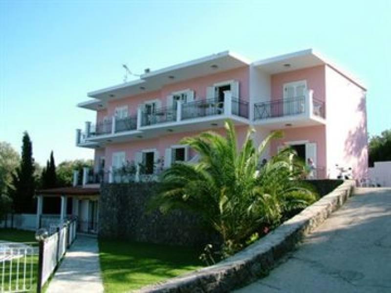 Appartementen Thomas - Dassia - Corfu